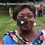 Senator Andrea Cousins